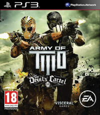 Gra Army of Two: The Devil�s Cartel (PS3)