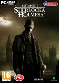 Gra The Testament of Sherlock Holmes (PC)