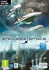 Endless Space Game Box