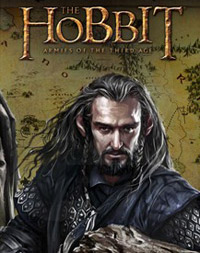 The Hobbit: Armies of the Third Age ok�adka
