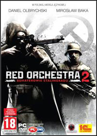 Okładka Red Orchestra 2: Heroes of Stalingrad (PC)