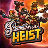 SteamWorld Heist Game Box