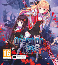 Game Operation Abyss: New Tokyo Legacy (PSV) Cover
