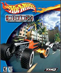 Okładka Hot Wheels Mechanix (PC)