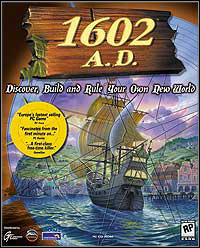 Gra Anno 1602: Creation of New World (PC)