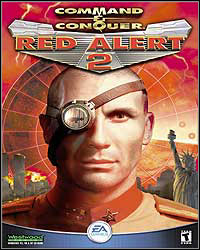 Command & Conquer: Red Alert 2 Game Box