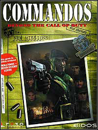 Commandos: Beyond the Call of Duty [PC]