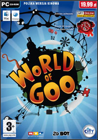 Okładka World of Goo (PC)