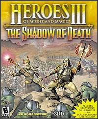 Okładka Heroes of Might and Magic III: The Shadow of Death (PC)