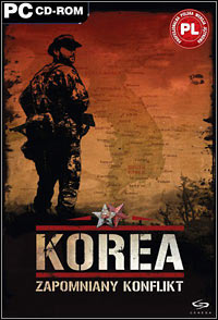 Korea: Forgotten Conflict Game Box
