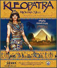Pharaoh Expansion: Cleopatra - Queen of the Nile Game Box