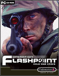 Game Operation Flashpoint: Cold War Crisis (PC) Cover