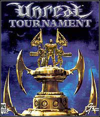 Unreal Tournament (1999) Game Box