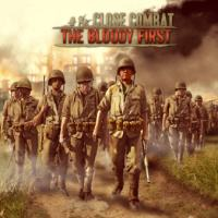 Close Combat: The Bloody First Game Box