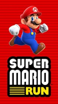Game Super Mario Run (iOS) Cover