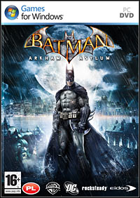 Gra Batman: Arkham Asylum (PC)