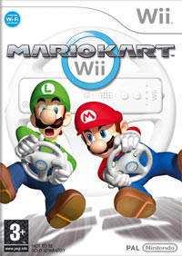 Game Mario Kart (Wii) Cover