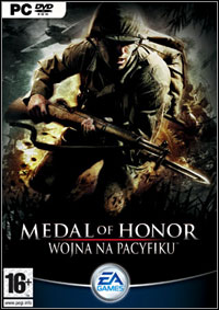Medal of Honor: Pacific Assault Game Box
