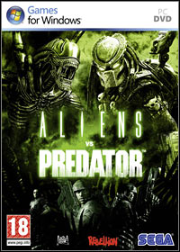 Gra Aliens vs Predator (PC)