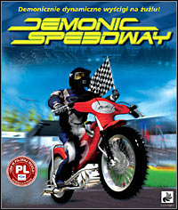 Game Demonic Speedway (PC) Cover