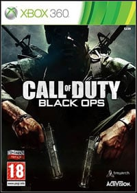 Gra Call of Duty: Black Ops (XBOX 360)