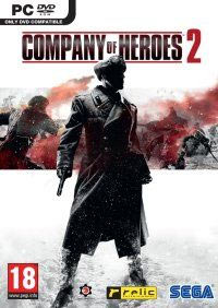 Company of Heroes 2 Game Box