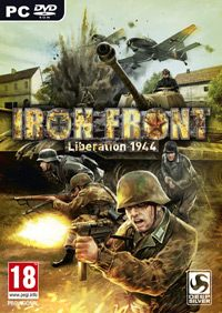 Game Iron Front: Liberation 1944 (PC) Cover