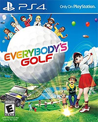 Game Everybody's Golf (PS4) Cover