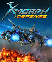 Game X-Morph: Defense (PC) Cover