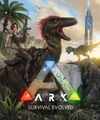 Game ARK: Survival Evolved (PS4) Cover