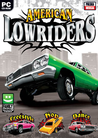 American LowRiders Game Box
