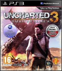 Uncharted 3: Drake's Deception [PS3]