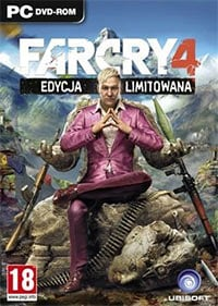 Game Far Cry 4 (PC) Cover