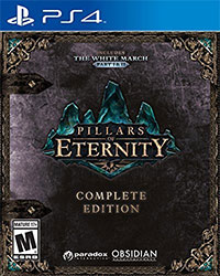 Game Pillars of Eternity (PC) Cover