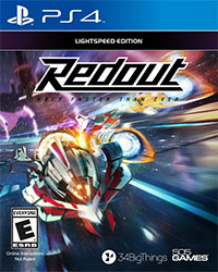 Game Redout (XONE) Cover