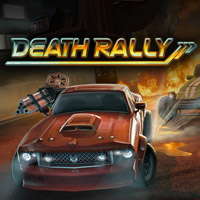 Death Rally Game Box
