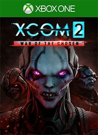 Okładka XCOM 2: War of the Chosen (XONE)