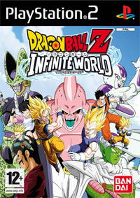 Gra Dragon Ball Z: Infinite World (PS2)
