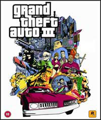Okładka Grand Theft Auto III (PC)