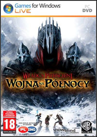Okładka The Lord of the Rings: War in the North (PC)