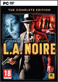 Game L.A. Noire (PS4) Cover