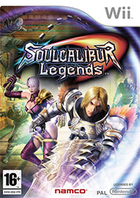 Okładka Soul Calibur: Legends (Wii)