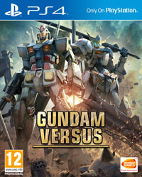 Game Gundam Versus (PS4) Cover