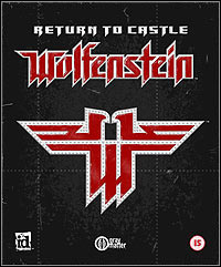 Return to Castle Wolfenstein Game Box