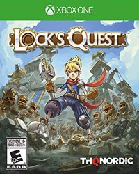 Game Lock's Quest (NDS) Cover