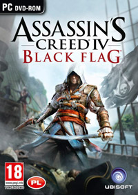 Okładka Assassin's Creed IV: Black Flag (PC)