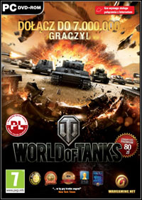 World of Tanks PC Pełna Wersja