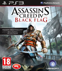 Gra Assassin's Creed IV: Black Flag (PS3)