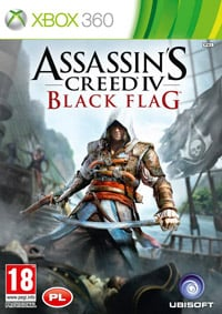Okładka Assassin's Creed IV: Black Flag (X360)