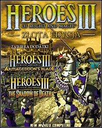 Heroes of Might and Magic III: Zlota Edycja [PC]